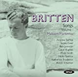 Britten: Complete Songs Vol 1