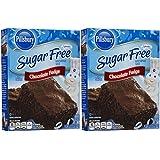 Pillsbury Sugar Free Mix - Chocolate Fudge Brownie - 12.35 oz - 2 pk