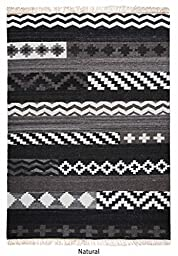 The Rug Republic Tribe Hand Made Wool Rug