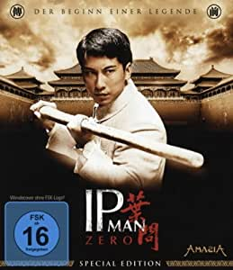 IP Man Zero [Blu-ray] [Special Edition]