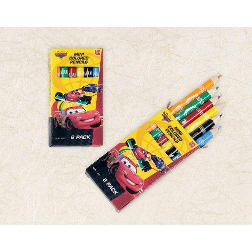 mini colored pencils cars 2