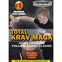 Total Krav Maga: Home-Training Follow Along Classes