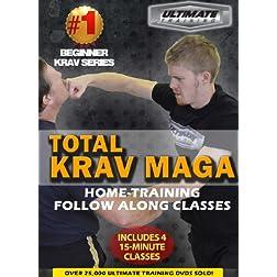 Total Krav Maga: Home-Training Follow Along Classes