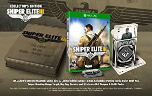 Sniper Elite III: Collector's Edition - Xbox One Collector's Edition