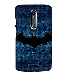 EPICCASE dark knight Mobile Back Case Cover For Moto X 3rd Gen (Designer Case)