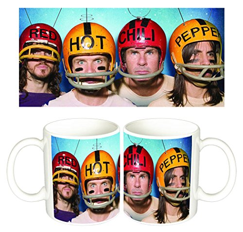 Red Hot Chili Peppers A Tazza Mug