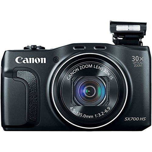 Canon PowerShot SX700 HS Photo