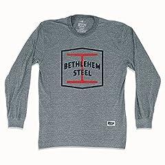 Bethlehem Steel Crest Soccer T-shirt