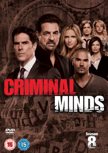 Criminal Minds - Season 8 [DVD]