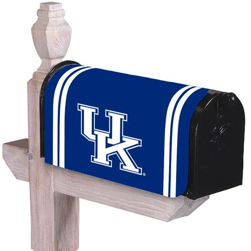 NCAA Kentucky Wildcats Magnetic Mailbox Cover at Amazon.com