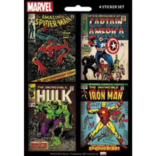 Marvel Comics Mini Sticker Pack