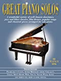 img - for Great Piano Solos: The Platinum Book book / textbook / text book
