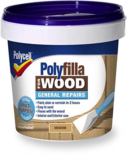 reparation-polycell-polyfilla-bois-general-380gm-moyen-remous