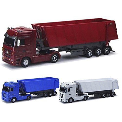 Mercedes-Benz-Actros-RC-ferngesteuerter-Kipper-Truck-Modell-LKW-Fahrzeug-Auto-mit-einer-Abmessung-von-ca-50cm-Motorsound-LEDs-Neu