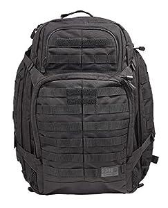 5.11 3 Day Rush Backpack, Black