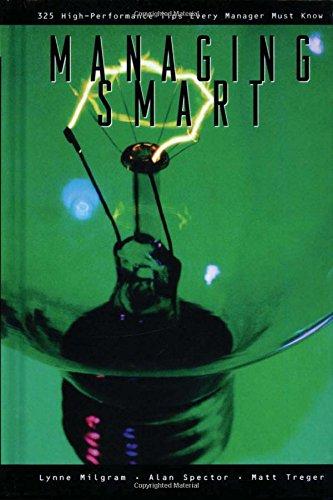Managing Smart (Street Smart Series)