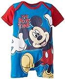 Disney Baby Baby-Boys Newborn Disney Mickey Mouse Adorable Boy Romper
