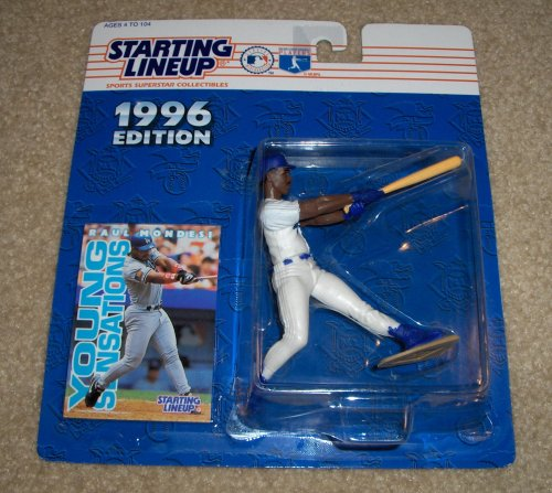 Picture of Kenner Raul Mondesi 1996 Figure (B000OAGA3C) (Kenner Action Figures)