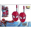 IMC Toys - 551183 - Jeu Électronique - Talkie Walkie - Spiderman