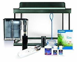 Marina Style 5 Glass Aquarium Kit - 5 Gallons