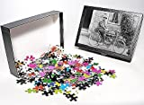 Photo Jigsaw Puzzle of Man on an early m...