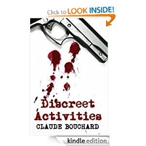 Discreet Activities (VIGILANTE Series)