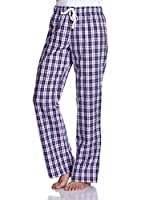 Carl Ross Pantalón de Pijama (Azul Marino)