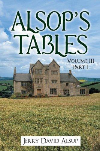 Jerry David Alsup - Alsop's Tables