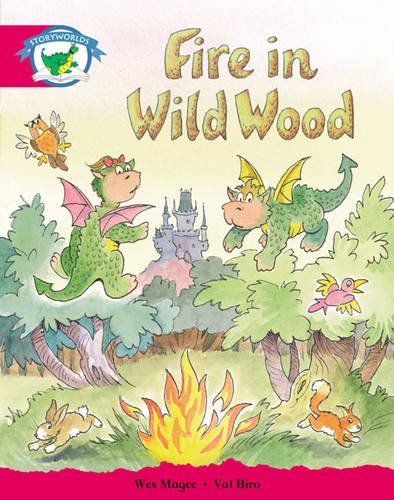 Storyworld Stage 5: Fire in Wild Wood: Fantasy World Pack of 6