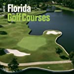 Florida Golf Courses 2015 Square 12x12