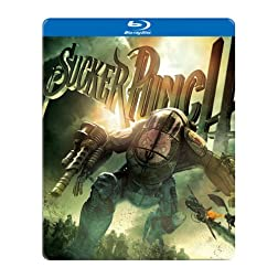 Sucker Punch [Blu-ray Steelbook]