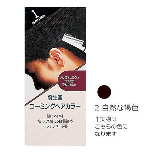 資生堂 コーミングヘアカラー 2 150ml