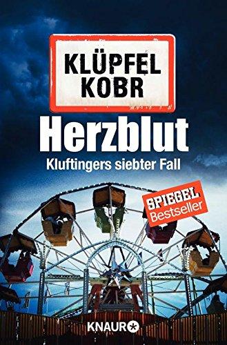 Buchseite und Rezensionen zu 'Herzblut: Kluftingers siebter Fall' von Volker Klüpfel