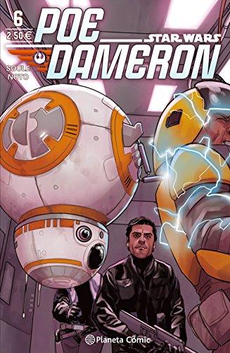 Star Wars Poe Dameron nº 06 (STAR WARS: CÓMICS MARVEL)