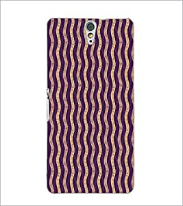 PrintDhaba Pattern D-5921 Back Case Cover for SONY XPERIA C5 ULTRA (Multi-Coloured)