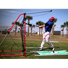 SwingAway Bryce Harper MVP Hitting Machine by Swing-A-Way