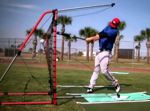 SwingAway Bryce Harper MVP Hitting Machine