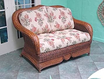 Fran's Wicker Furniture Moroccan Loveseat (MF)