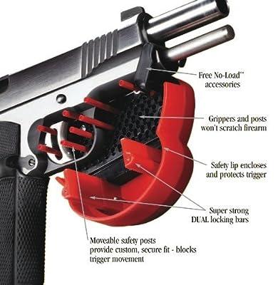 CHILD GUARD CS-100 Adjustable Firearm Safety LOCK