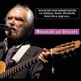 Moustaki Live au Dejazet 1988 (Ses plus grands succ�s)