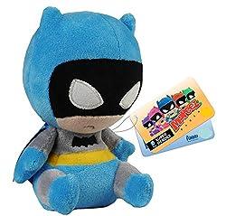 Funko Mopeez: Batman 75th Anniversary Colorways Action Figure, Blue