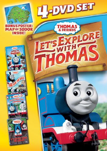 Thomas & Friends: Let's Explore With Thomas 4