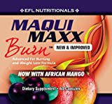 Maqui Maxx Burn - MAQUI BERRY/AFRICAN MANGO Advanced Fat Burning and Weight Loss Formula.