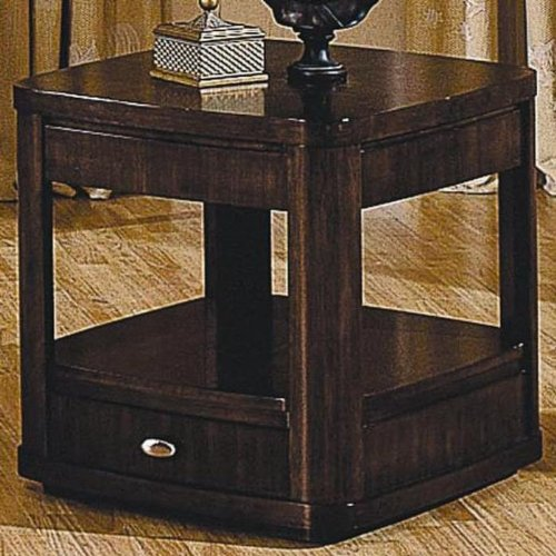 Cheap Bryant Park End Table by Home Line Furniture (B003NGHGUU)