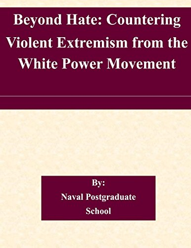 Beyond Hate: Countering Violent Extremism from the White Power Movement
