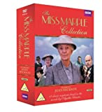 The Complete Agatha Christie's Miss Marple DVD Collection [12 Discs] Box Set Starring Joan Hickson: Body in the Library/ Moving Finger / A Murder Is Announced / A Pocketful of Rye / Murder at the Vicarage / Sleeping Murder / At Bertram's Hotel / Nemesis