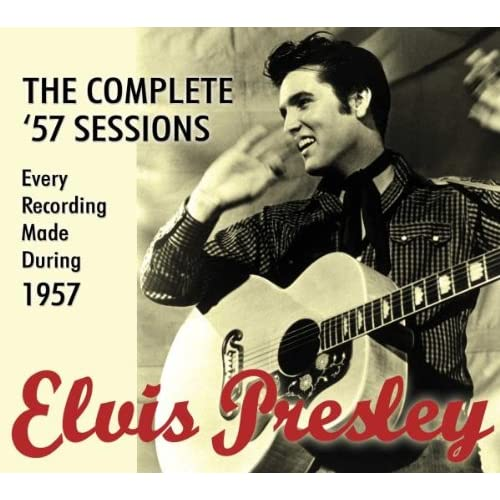 The-Complete-1957-Sessions-Elvis-Presley-Audio-CD