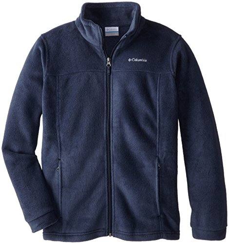Columbia Big Boys' Steens Mt II Fleece Jacket, Collegiate Navy, Large (Big Boy compare prices)