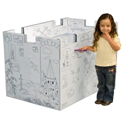 Cardboard playhouses | The Best Playhouse Store
