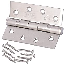 Geze Steel Ball Bearing Hinges 4 Inch - Set of 4